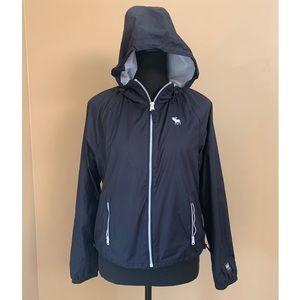 A&F Windbreaker jacket